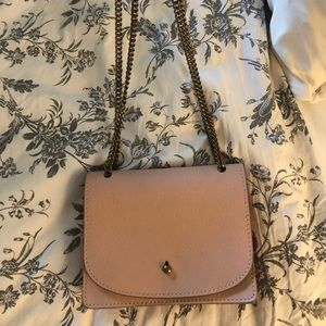Blush madewell purse